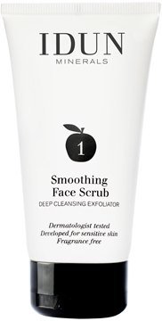 Picture of IDUN Smoothing Face Scrub 75 ml