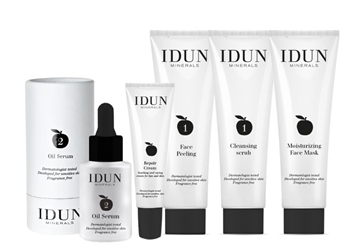Picture of IDUN Moisturizing Face Mask 75 ml