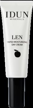 Picture of IDUN Tinted Day Cream Len, Light/Medium 50 ml