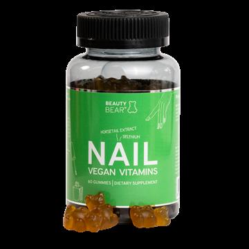 Picture of BeautyBear NAIL Vitamins Norwegian language