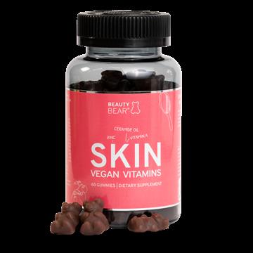 Picture of BeautyBear SKIN Vitamins Norwegian language