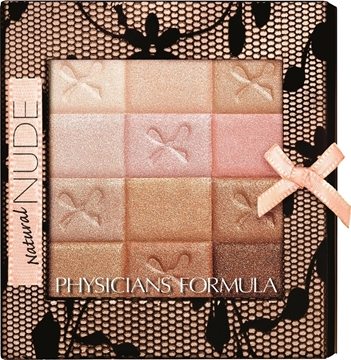 Picture of PF Shimmer Strips All-in-1 Nude Palette for Face & Eyes Natural Nude