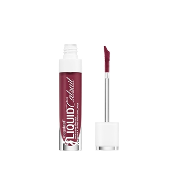 Picture of wnw MegaLast Liquid Catsuit Hi-Shine Lipstick Wine Is The Answer