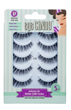 Picture of Strip Lash  - 008  Multi Pack (Volumise)