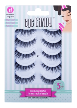 Picture of Strip Lash  - 211  Lash Multi Pack