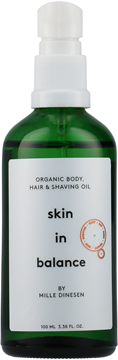 Picture of Balance by Mille Dinesen - Body, Hair & Shaving Oil, 100 ml